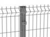 """Секции сварные заборные 3D """"Гиттер"""" (сетка Gitter) д.3мм оцинкованные"""